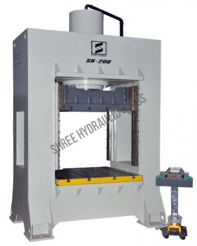 Window Frame Hydraulic PressesOur Work | Shree Hydraulic Press